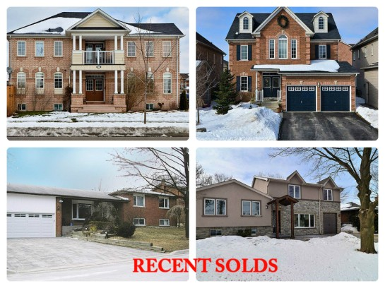 Recent SOLDS in Streetsville, Olde Meadowvale Village and Churchill Meadows