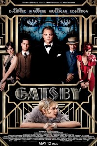 The Great Gatsby Movie Poster 2013