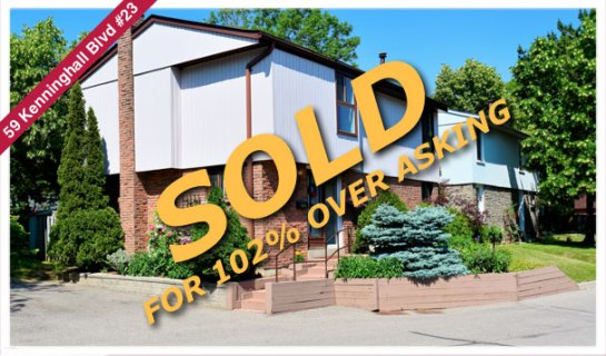 Another Streetsville SOLD