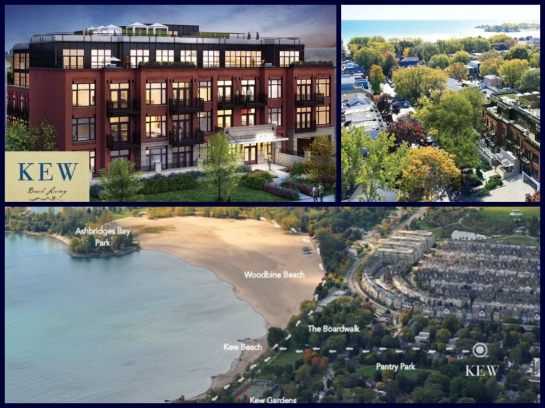 66-76 KIPPENDAVIE AVENUE #110 - Located In The Heart Of Toronto's BEACH Community!