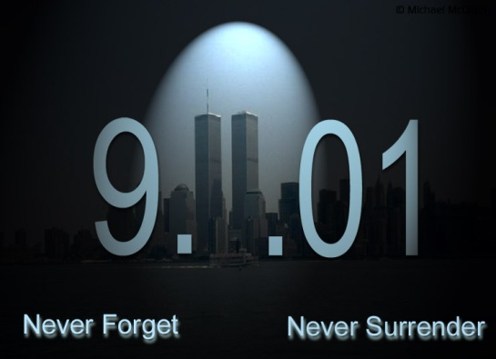 Never Forget..
