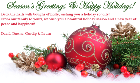 From our family to yours..